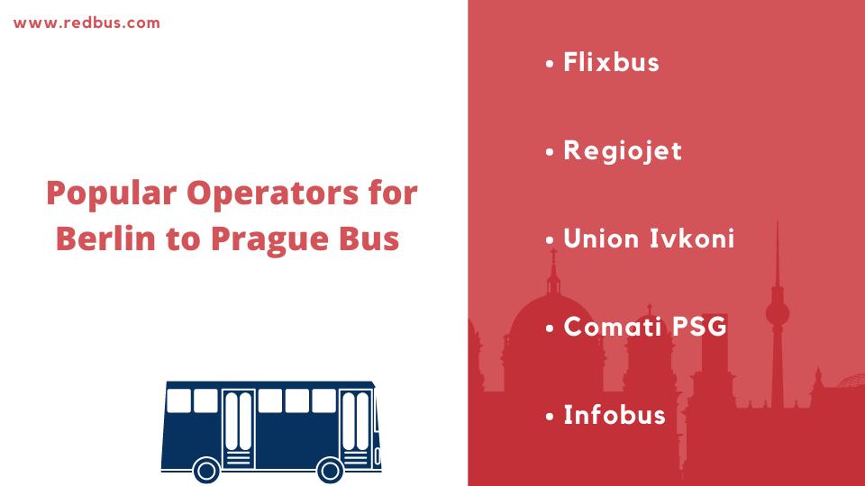 berlin to prague bus