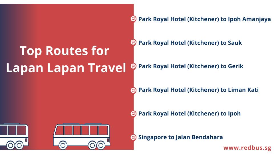 lapan lapan travel bus
