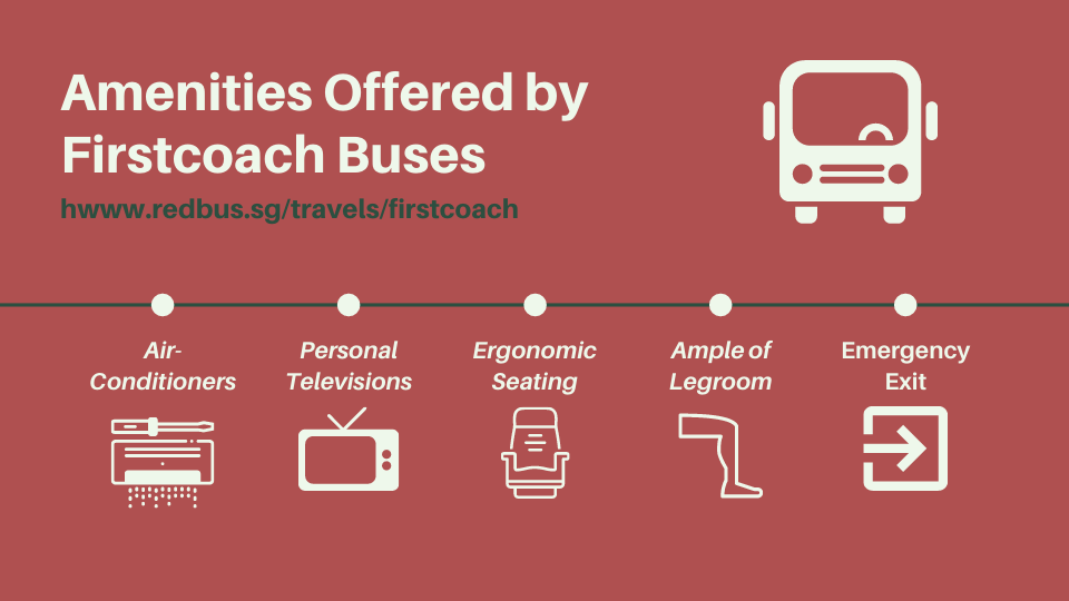 amenities by firstcoach